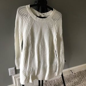 Aerie White Sweater-NWT